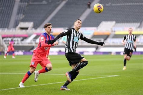 Newcastle 0-2 Chelsea: Player Ratings as Blues Ease Past ...