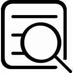 Icon Inquiry Enquiry Question Order System Intelligent