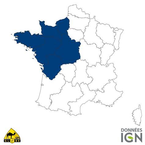 Carte Quart Nord Ouest by Carte Ign Satellite Au 1 25 000 Nord Ouest 1 4 De