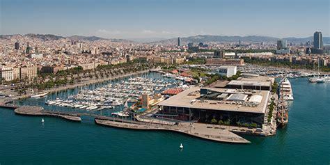le port de barcelone parking au port de barcelone parkvia