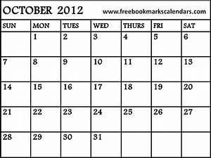 2006 Blank Calendar Download 2012