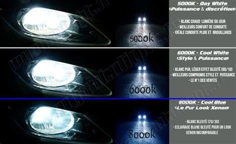 choix temeperature couleur oule xenon kit hid voiture auto 5000k 6000k 8000k blanc bleu