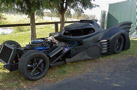 batman real car real life superhero dresses as batman and drives hand