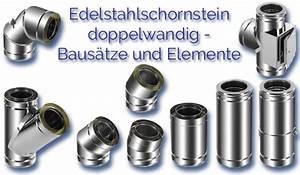 2 Kaminöfen An 1 Schornstein : edelstahlschornstein schornstein bausatz doppelwandig ~ Articles-book.com Haus und Dekorationen