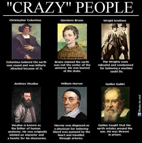 Memes About Crazy People - quot crazy quot people the info on columbus is in error no one believed the earth was flat at that