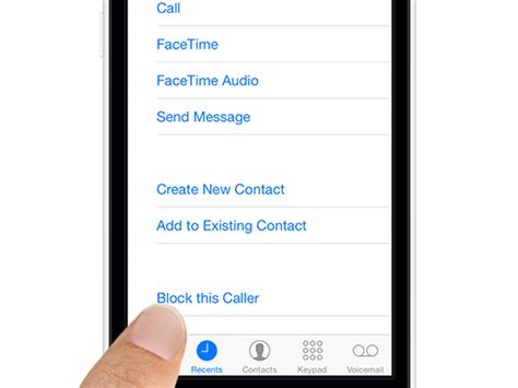 how to block calls on iphone image how to block calls on iphone