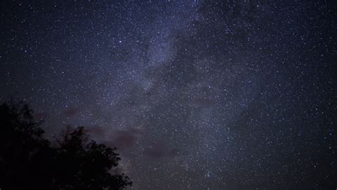 Grand Canyon Stars 03 Milky Way Time Lapse South Rim