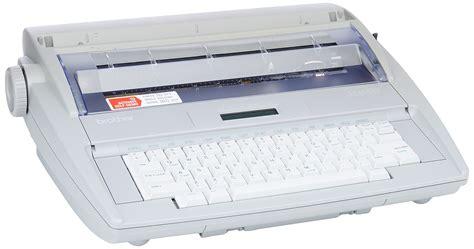 brother sx  electronic typewriter