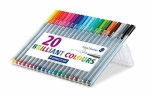 Colorful Pens for Paper People