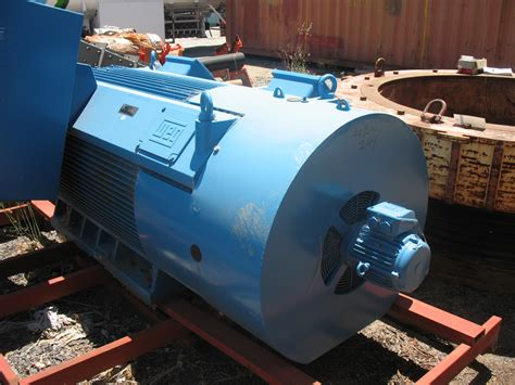 Weg Electric Motors by Weg Electric Motor Crushing Services International