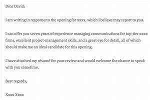 6 cover letter examples that got something right With short and sweet cover letter examples