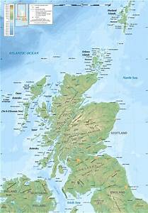 Geography Of Scotland