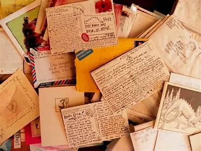 Him Letter Handwritten Mail Valentines