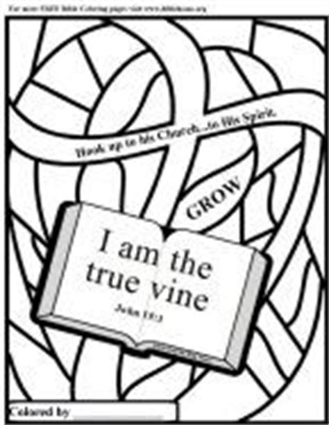 unity  christ bible coloring pages