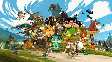 Wakfu Anime Wallpaper - wakfu kickstarter by xa xa xa on deviantart