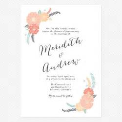 wedding invites wording wedding invitation wording sles wedding inspiration