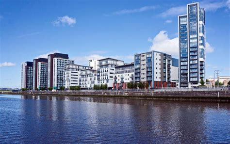 residents  glasgow harbour  face  bill