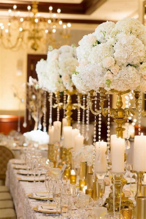Gold wedding decoration ideas elitflat a silver and gold theme wedding wedding decoration junglespirit Choice Image