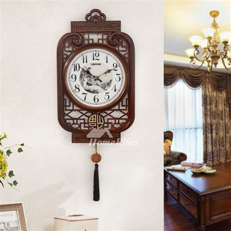 Decorative Living Room Wall Clocks by Antique Large Decorative Wall Clocks Unique Wooden Silent