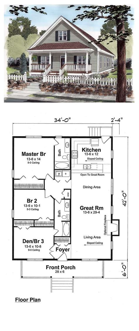 house plans affordable small house floor plans prairie small houses plans for affordable home construction 22