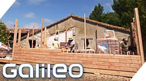 Tiny Häuser Galileo by Brikawood Ist Das Haus Der Zukunft Galileo Prosieben