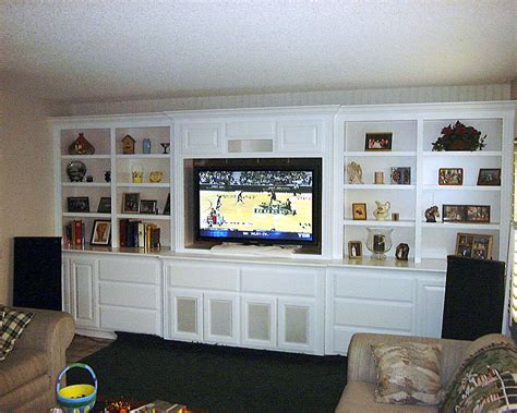 custom wall units entertainment centers  orange county