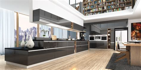 architecture de cuisine moderne 5 astuces pour une cuisine contemporaine frenchy fancy