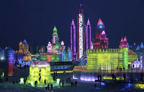 Harbin And Snow Festival Picture by 301 Moved Permanently