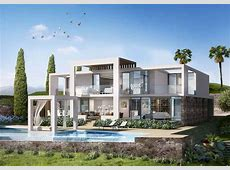 Modern properties in Marbella Modern Villas and Apartments
