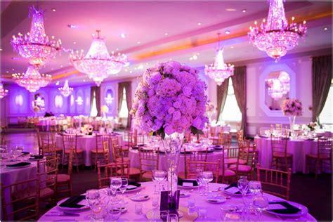 Glamorous Purple Wedding In New Jersey