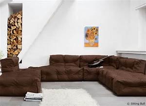 Sofa Füße Austauschen : das sitzsack sofa eine alternative zur couch sitzsackprofi ~ Sanjose-hotels-ca.com Haus und Dekorationen