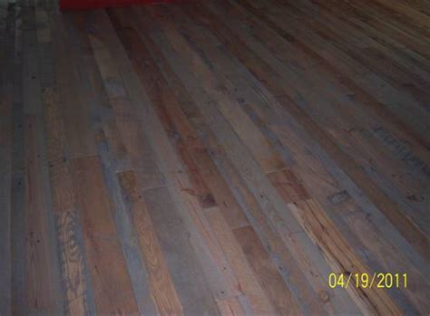 Photo #21360   Brown based grey stain from Sherwin Williams