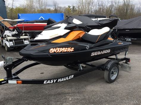 Sea Doo Boats For Sale In Canada by 2012 Sea Doo Gtr 215 Boat For Sale 2012 Sea Doo Jetskis
