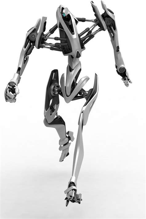 Drone actionpose by | Mecha | Pinterest | deviantART