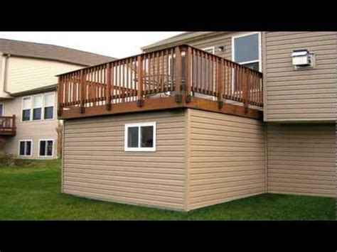 deck storage shed deck with shed underneath backyard deck