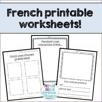 french september printables supply teacher worksheets tpt