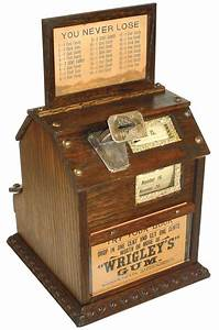 Personal Equity  U00bb Antique Slot Machine Liberty Price Guide