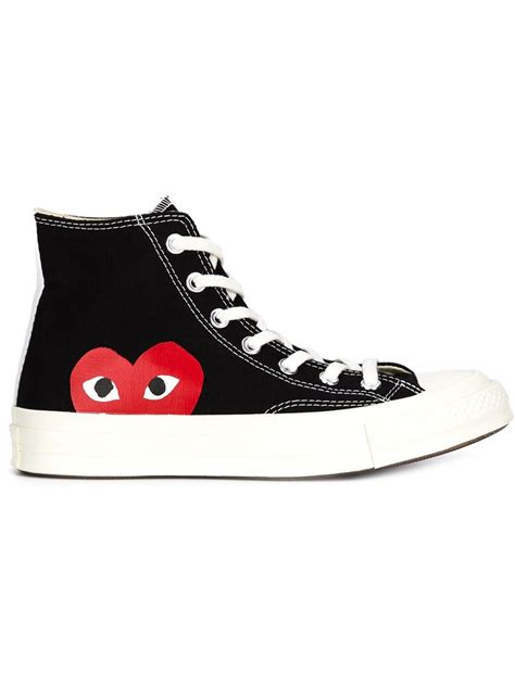 play comme des garcons  top trainers  black lyst
