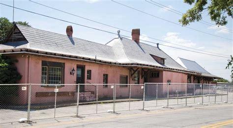 Restaurant Coming To Auburn Train Depot  The Auburn