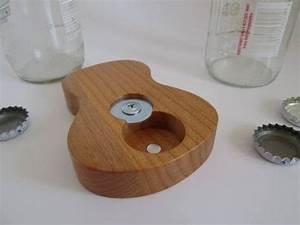 Lockere Erde Faules Holz : gitarre flaschen ffner handgemachte erde holz flaschen ffner in form eines gitarrenk rpers ~ A.2002-acura-tl-radio.info Haus und Dekorationen