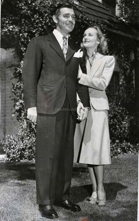 clark gable carole lombard wedding carole lombard became mrs clark gable dear mr gable