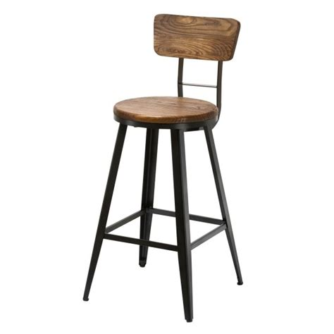 chaise haute de cuisine pas cher tabouret de bar industriel tabouret de bar industriel