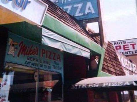 mikes pizza    garlic dinner rolls encino ca patch