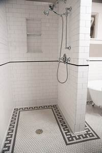 subway tile shower traditional bathroom minneapolis With designing subway tile shower installation
