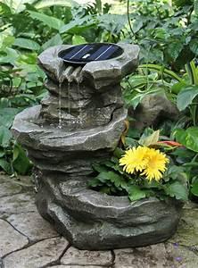 Solar Springbrunnen Garten : solar springbrunnen f r den garten ~ A.2002-acura-tl-radio.info Haus und Dekorationen