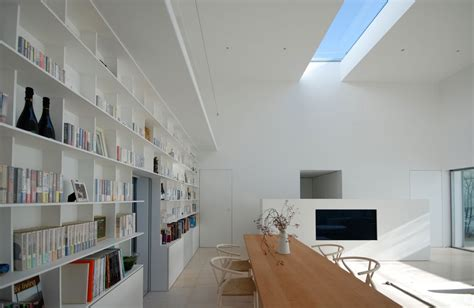 modern home library designs     stand