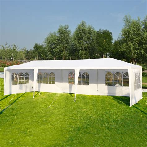event gazebo 10 x30 wedding outdoor patio tent canopy heavy duty