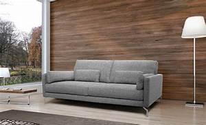 Canapé Contemporain Tissu : meuble patin canap haut de gamme coup de soleil mobilier ~ Teatrodelosmanantiales.com Idées de Décoration