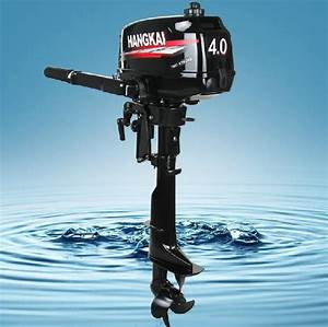 High Quality Competitive Price 4 0 Hp 2 Stroke Boat Motor