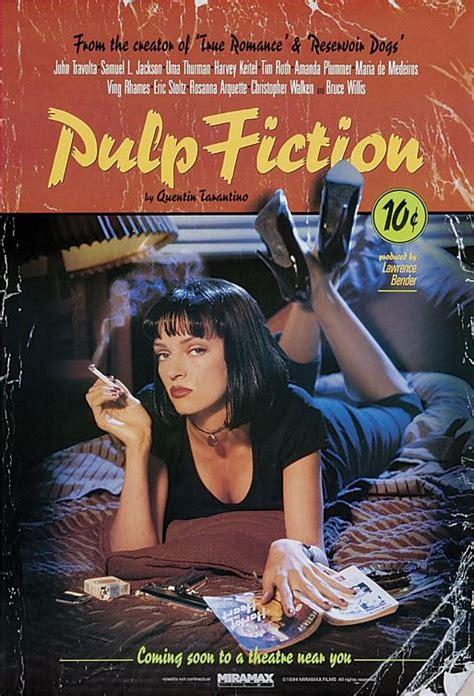 movie movies 90 90s dvd pulp epitomize tarantino matter any